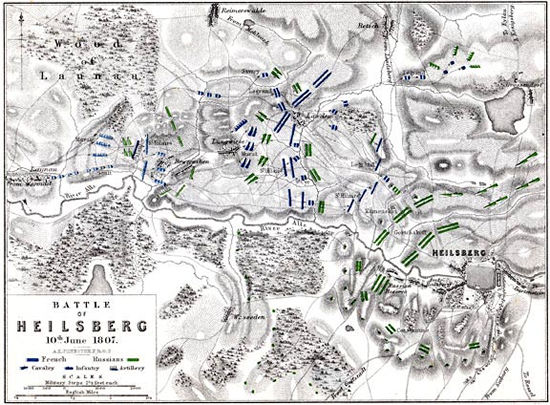 Napoleonic Battle Maps